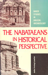 The Nabataeans in Historical Perspective
