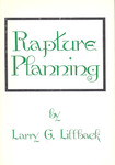 Rapture Planning