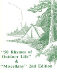 50 Rhymes of Outdoor Life and Miscellany