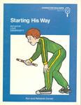 Starting His Way