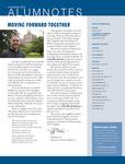 Alumnotes, Summer 2013