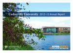 2012-2013 Cedarville University Annual Report