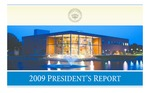 2008-2009 Cedarville University Annual Report by Cedarville University