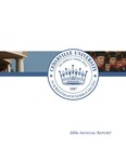2005-2006 Cedarville University Annual Report by Cedarville University