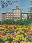 1981-1982 Cedarville College Annual Report by Cedarville College