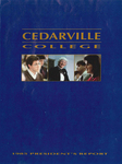 1984-1985 Cedarville College Annual Report