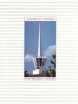 1985-1986 Cedarville College Annual Report