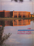 1988-1989 Cedarville College Annual Report by Cedarville College