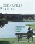 1991-1992 Cedarville College Annual Report