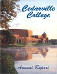 1995-1996 Cedarville College Annual Report by Cedarville College