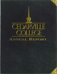 1996-1997 Cedarville College Annual Report by Cedarville College