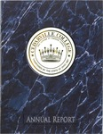 1997-1998 Cedarville College Annual Report