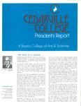1972-1973 Cedarville College Annual Report by Cedarville College