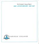 1966-1967 Cedarville College Annual Report by Cedarville College