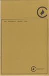 1969-1970 Cedarville College Annual Report by Cedarville College
