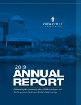 2018-2019 Cedarville University Annual Report by Cedarville University