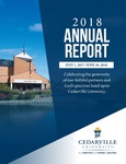 2017-2018 Cedarville University Annual Report by Cedarville University