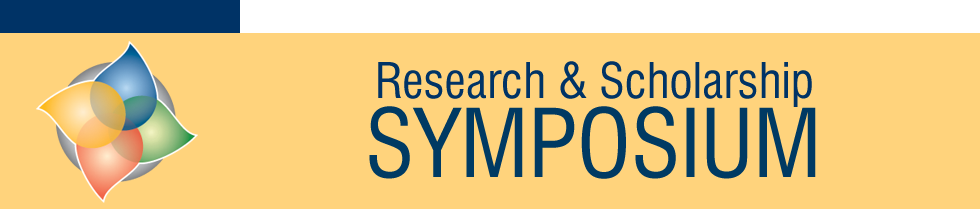The Research and Scholarship Symposium (2013-2019)