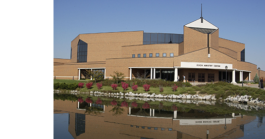 Dixon Ministry Center Image Gallery