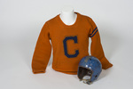 Letter Sweater by Cedarville College