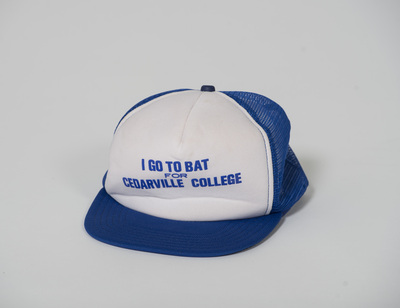 Cedarville College Fan Cap