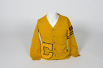 Cheerleader Letter Sweater