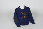 Football Letter Sweater by Cedarville College