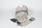 Baseball Uniform by Cedarville College