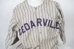 1938 Baseball Uniform Jersey by Cedarville College