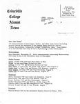 Cedarville College Alumni News