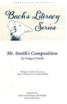 Mr. Smith's Composition