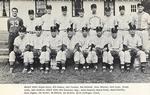 1952-1953 Baseball Team