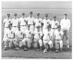 1959-1960 Baseball Team