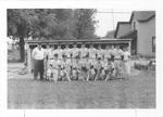 1961-1962 Baseball Team