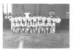 1962-1963 Baseball Team