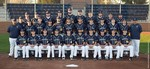 2015-2016 Baseball Team by Cedarville University