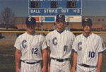 Josh Green, Jeremy Howard, Gabe Schlappi by Cedarville College
