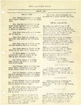 BBI Alumni News, August 1950 by Baptist Bible Institute of Cleveland