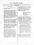 BBI Alumni News, February 1950