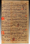 Sing to the Lord a New Song: Early Church Music