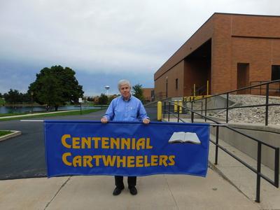 The Centennial Cartwheelers: Greg Martin