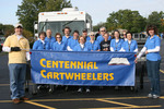 2009 Centennial Cartwheelers by Cedarville University