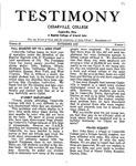 Testimony, November 1955