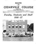 Bulletin of Cedarville College, September 1956