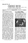 Bulletin of Cedarville College, February 1957