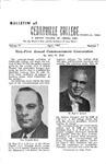 Bulletin of Cedarville College, April 1957