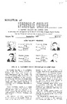 Bulletin of Cedarville College, September 1957