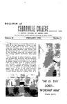 Bulletin of Cedarville College, February 1958
