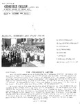 Bulletin of Cedarville College, September 1958