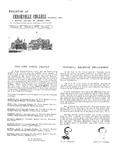 Bulletin of Cedarville College, January 1959